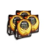 Nescafe Gold Blend With Crema Premix Instant Coffee 15's X 20g (4 Packs)... - $65.90