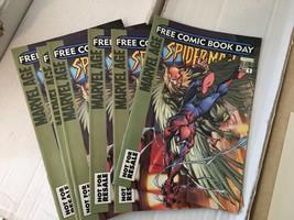 Spider-Man #1 QUANTITY 6 Marvel Comic Book Lot NM/M 2004 Free Comic Book... - $12.99
