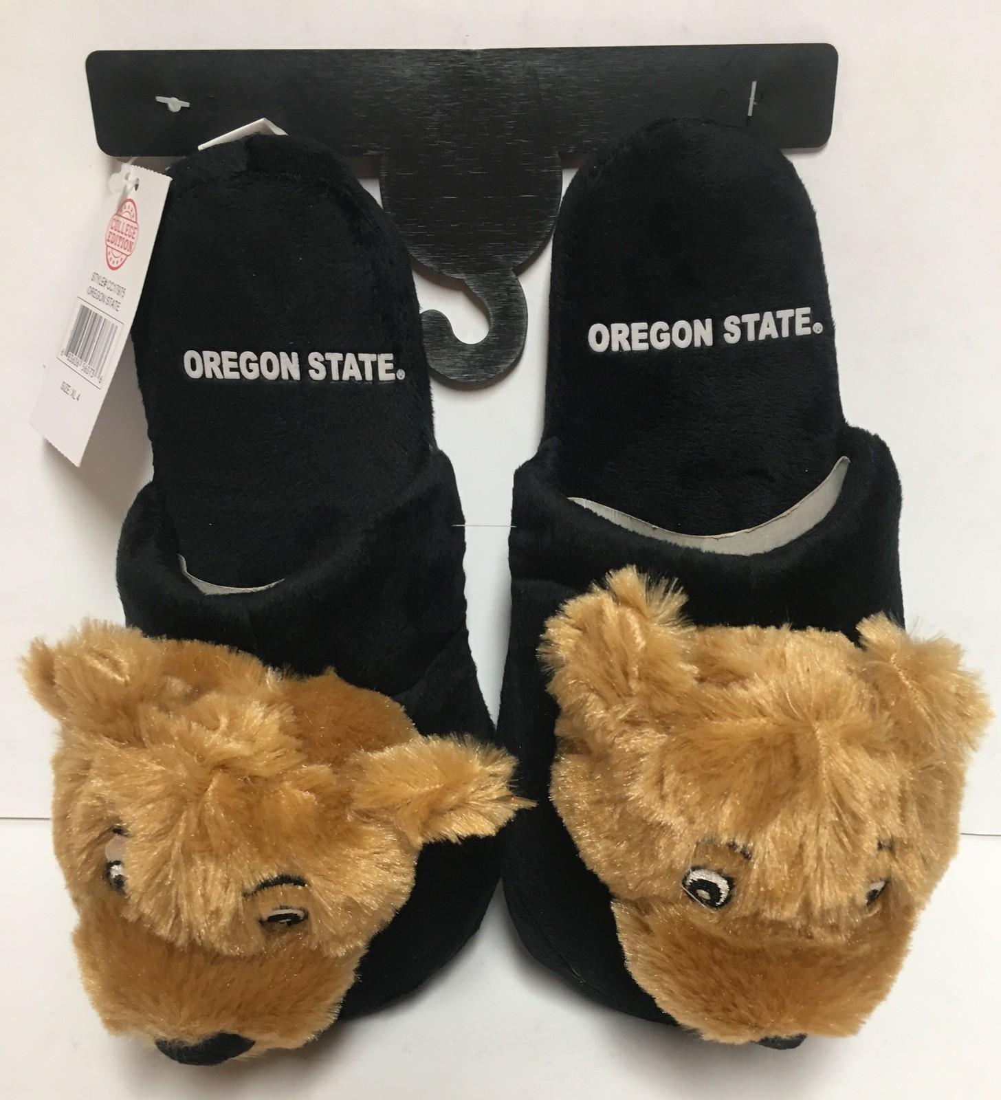 Oregon State University Beavers Cushion Memory Slippers Kid's Many Sz image 2