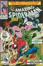 Amazing Spiderman #370 ORIGINAL Vintage 1992 Marvel Comics Black Cat Sco... - $14.84