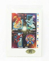 1992 Impel Marvel Universe Series 3 Uncut Promo Sheet 16951/30000 Limited - $9.87