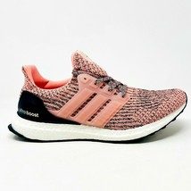 Adidas Ultra Boost 3.0 Still Breeze Pink Black Womens Size 10 S80686 - $149.95