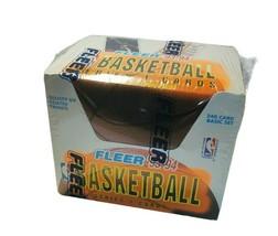 1993-94 Fleer Series 1 Basketball 20 Ct Jumbo Packs Factory Sealed Box - $261.40