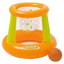 Intex Floating Hoops Basketball Game Colors May Vary - $12.36