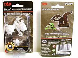 Nolzur's Marvelous Miniatures Wizkids - D&D Black Dragon Wyrmling WZK73850 - $8.99