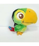 Disney jr. Skully Plush Parrot Jake and the Never Land Pirates Stuffed A... - $14.84
