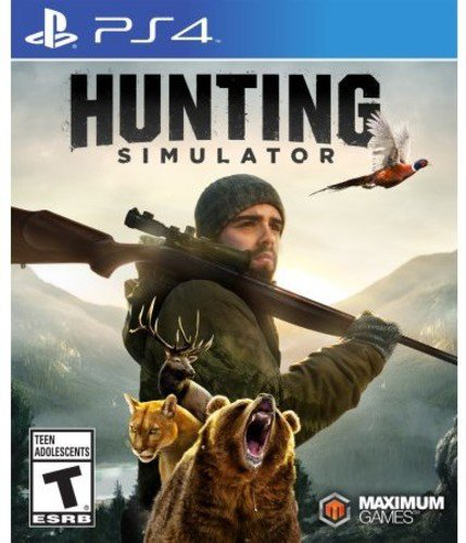 Hunting Simulator - PlayStation 4 [New] PS4