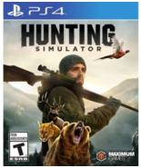 Hunting Simulator - PlayStation 4 [New] PS4 - $18.99