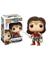 Pop! Heroes: Justice League Wonder Woman Vinyl 206 - $9.99