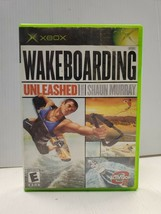 Wakeboarding Unleashed Featuring Shaun Murray (Microsoft Xbox, 2003)  - $6.99