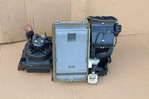 BMW E66 760Li Rear Seat Roof Ac Blower W/ Console Refrigerator Fridge Box Cooler