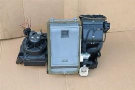 BMW E66 760Li Rear Seat Roof Ac Blower W/ Console Refrigerator Fridge Box Cooler image 1