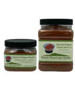 Cayenne Pepper Powder 35K H.U. in 4 oz to 3 lbs - $7.99+