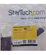 StarTech.com DP2HDVGA Travel A/V Adapter 2-In-1 DisplayPort to HDMI or VGA - $34.60