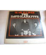 Dave Clark Five Glad All Over Epic LN24093 Record Album LP Withdrawn Ver... - $34.99