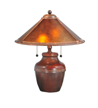 "19"" High Sutter Table Lamp - £195.39 GBP"