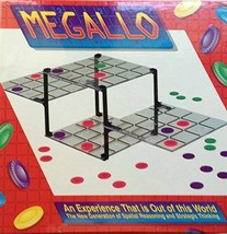 MEGALLO 3-DIMENSIONAL STRATEGY BOARD GAME - $18.75