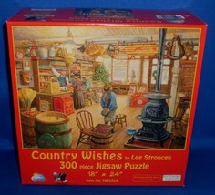Lee Stroncek Puzzle Country Wishes by SunsOut 300pc - $9.85