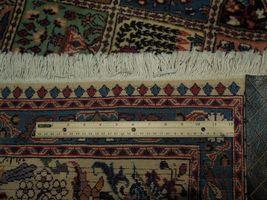 9 x 13 Fine Quality Complex Design Multi-Color Bakhtiari Persian Rug image 8