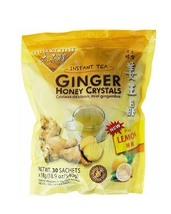 Prince of Peace Ginger Honey Crystals with lemon 30 sachets  - $11.99