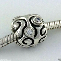 Authentic PANDORA Day Dream Clear CZ Charm, Sterling Silver 790548cz New - $33.24