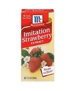 McCormick Imitation Strawberry Extract - $8.86
