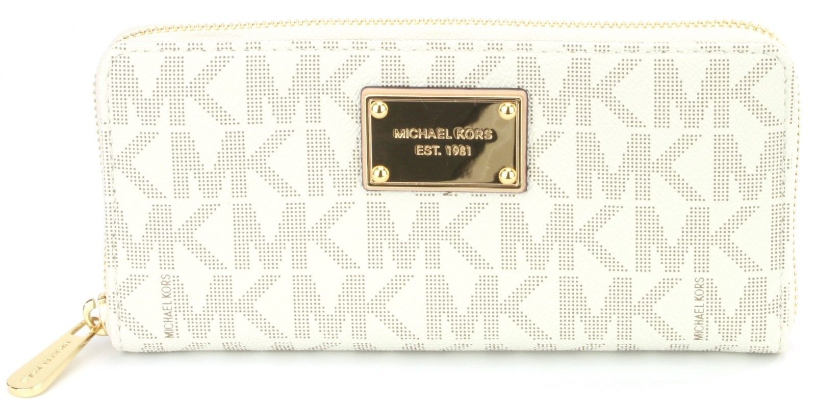 a34d958650633 Michael Kors Monogrammed Purse Wallet PVC and 50 similar items. 57
