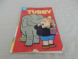 Awesome vintage Sept-Oct 1959 Marge's Tubby #36 comic book - $5.00