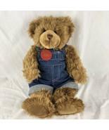 """Build A Bear 18"""" Plush Brown Teddy Bear Limited Edition Centennial Serie... - £21.90 GBP"""