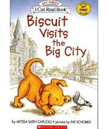 Biscuit Visits the Big City (My First I Can Read Book) [Paperback] [Jan ... - $3.95