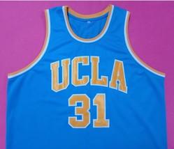 Ed O'bannon Ucla Bruins Blue College Jersey Any Size Free Wwjd Bracelet - $29.99