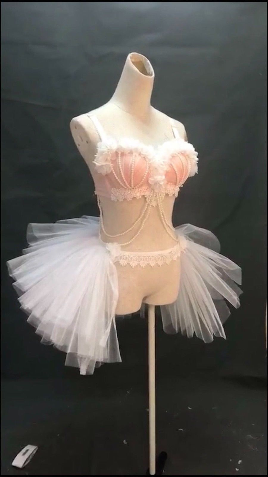 Adult Professional Ballet Tutu Skirt Dance Dress Don Quixote Ballet Costume Plat