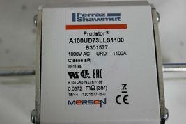 Ferraz Shawmut Mersen B301577 Protistor Semiconductor Fuse New 1pc image 3