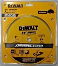 """DeWalt DW4760 7"""" Tile Saw Blade Continuous Rim XP Diamond Ceramic Granite - $21.78"""