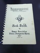 Cook Book / Women's Association Presbyterian Church / 1967 Volume 2 - $12.57