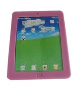 Pink Framed Full Enclosure Silicone Protective Case for Apple Ipad  - $12.99