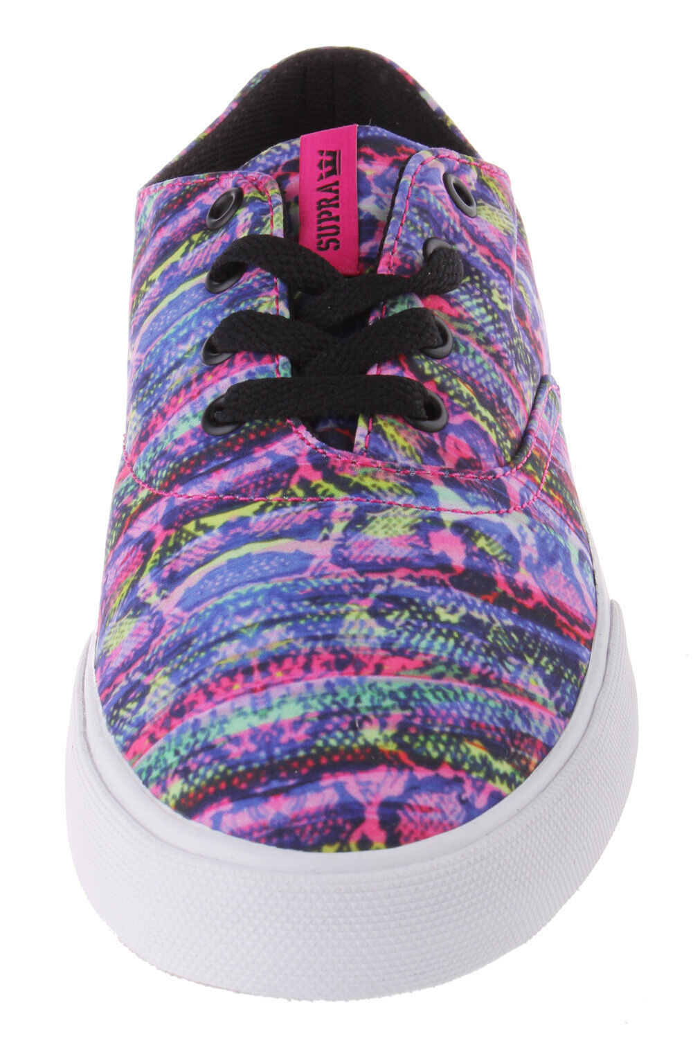 Supra Womens Wrap The Art De Maurizio Molin Gym Skate Chaussures Mode Basket Nib