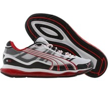 $99.99 Puma Cell Velaos (white / black / team regal red) 185236-03 - $64.98