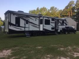 2018 K-Z VENOM V4111TK FOR SALE IN Annona, TX 75550 image 2