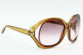 New Tom Ford Tf 100 348 Brown Authentic Sunglasses TF100 59-19 - $149.60