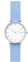 Skagen Hald Two-Hand Blue Silicone Watch - $79.95