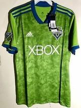Adidas MLS Jersey Seattle Sounders Team Green sz XL - $14.84