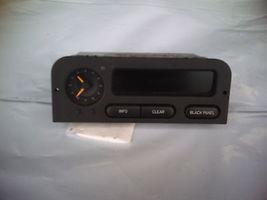 1998 SAAB 900 CLOCK