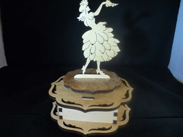 Dancing Girl Music Box- Personalized - $40.00