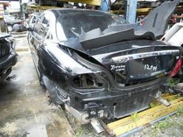 02 03 04 Jaguar X Type Seat Belt Front Bucket Driver Retractor Thru Vin D86350 - $62.37