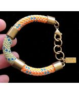 OGJM for J. Crew woven rope Bracelet - 8 Inches long - FREE SHIPPING - $28.00