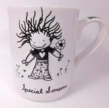 "Children of the Inner Light Marci Enesco ""Special Someone"" Mug W/ Raised... - $3.95"