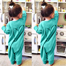 NEW Newborn Infant Kids Baby Boys Girls Printing Romper Jumpsuit Outfits... - $19.60