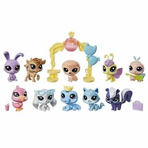 Littlest Pet Shop Sparkle Spectacular Collection Pack Toy, Includes 10 G... - $25.92