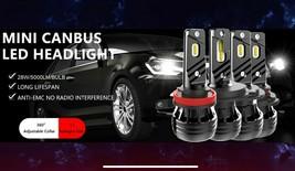 H7 CSP1860 Aimtech Mini LED Headlight Foglight Conversion Kit - $49.49
